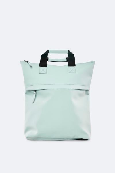 Tote Backpack, 灰绿色