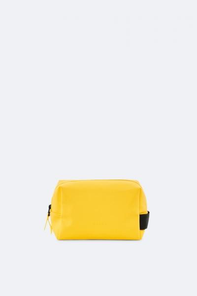 Wash Bag Small, 黄色