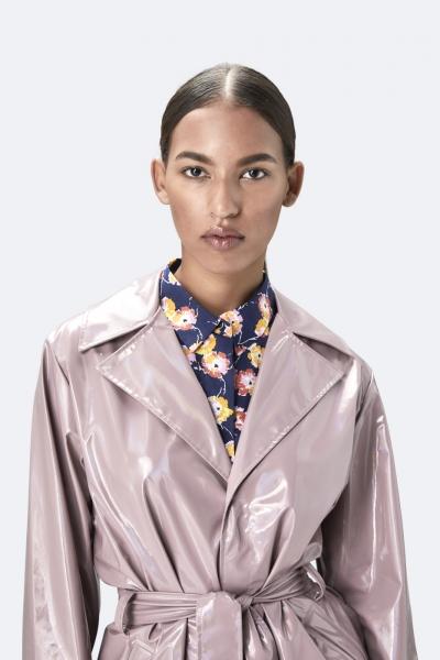 Holographic Overcoat, 全息粉红色