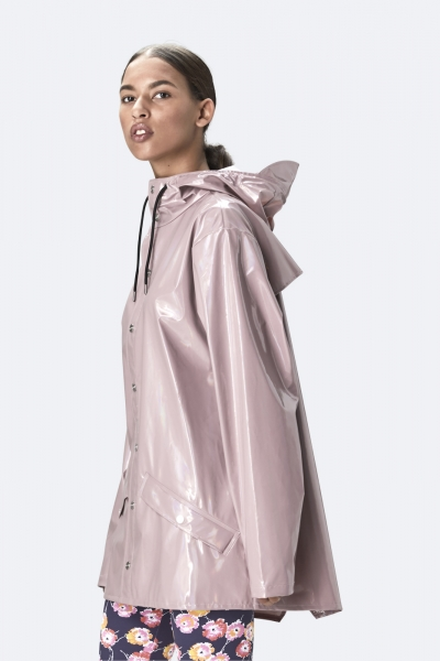 Holographic Jacket, 全息粉红色
