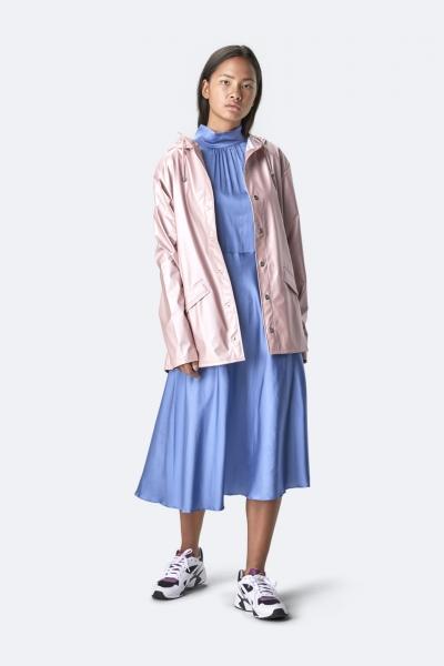 Jacket, 金属粉红色