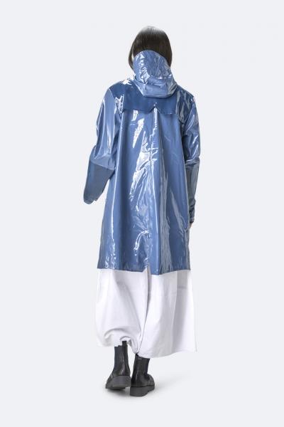 Ltd. Long Jacket, 褪色蓝