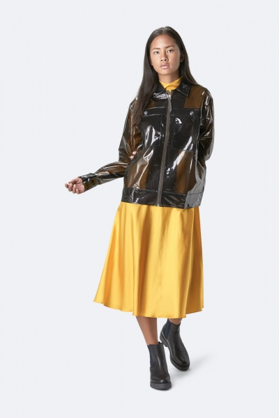 Ltd. Boxy Jacket, 棕色