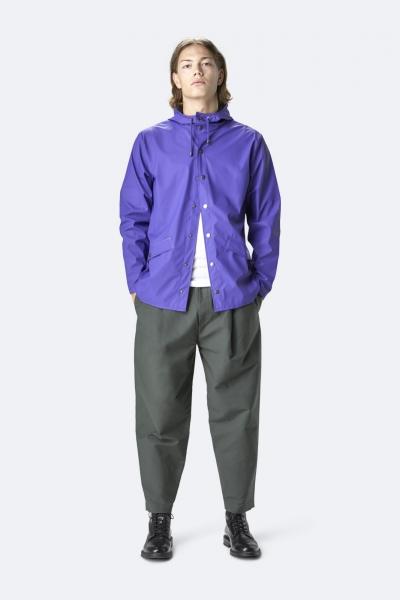 Jacket, 蓝紫色