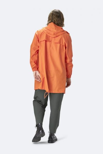 Fishtail Parka, 火焰橙
