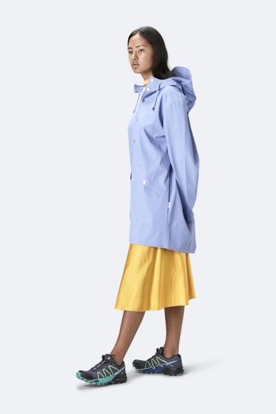 Long Jacket, 天蓝色