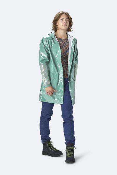 Ltd. Long Jacket, 褪色绿