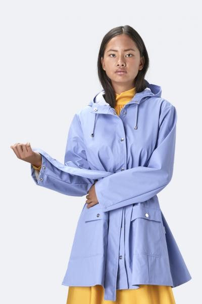 Curve Jacket, 天蓝色