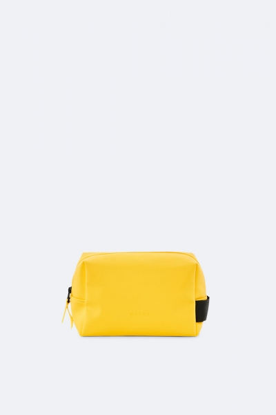 Wash Bag Small, 黄色