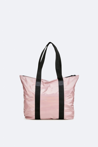 Holographic Tote Bag Rush, 全息粉红色