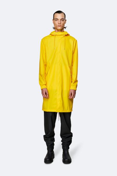 Fishtail Parka, 黄色
