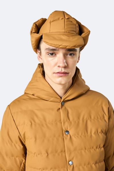 Puffer Hat, 卡其色